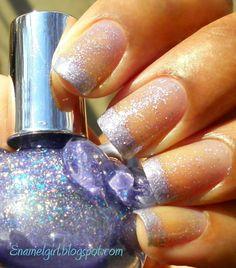 purple sprinkles!