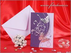 Svatební oznámení 3238 Silhouette Design, Playing Cards, Playing Card