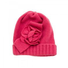 Catya Cuffia con fiore Girls Accessories, Beanie, Hats, Fashion, Moda, Hat, Fashion Styles, Beanies, Fashion Illustrations