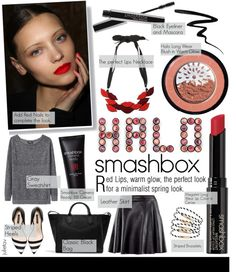 """HALO smashbox"" by julietav on Polyvore"
