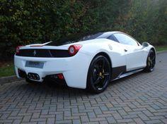 Ferrari 458 Italia (V8 F1)