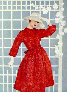 Christian Dior, 1956