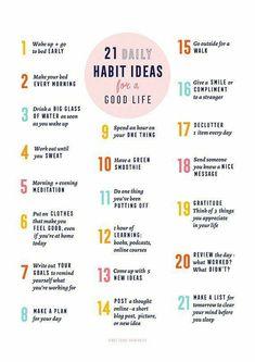 Good Habits, Healthy Habits, Healthy Tips, Vie Motivation, Health Motivation, Morning Motivation, School Motivation, Study Motivation, Healthy Lifestyle Motivation