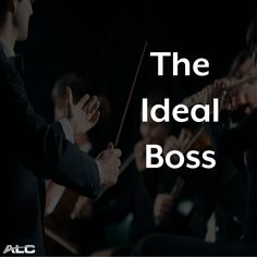 Survey #2: The Ideal Boss