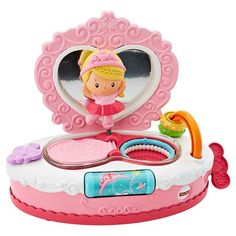 Fisher-Price Princess Mommy Musical Jewelry Box : Target