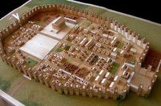 Barcelona Spain, Rome, Minecraft, Character Design, Castle, History, Cartography, Barcelona City, Wall Clocks