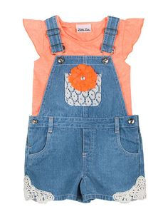 Shop today for Little Lass 2-pc. Denim Shortall Set – Baby 12-24 Mos. & deals on Sets! Official site for Stage, Peebles, Goodys, Palais Royal & Bealls.