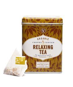 This tea is amazing :)))) <3 Relaxing Herbal Tea to balance VATA