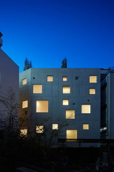 R4 by Florian Busch Architects | Office buildings