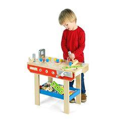 Tidlo Workbench: Amazon.co.uk: Toys & Games
