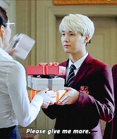 Jeon Jungkook is not okay - yoongimallow: more presents please