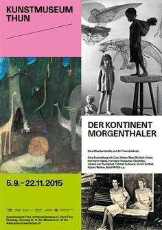 Der Kontinent Morgenthaler - http://www.xamou-art.co.uk/event/der-kontinent-morgenthaler/