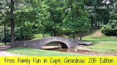 FREE Family Fun in Cape Girardeau!