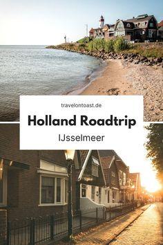 Camping Am Meer, Reisen In Europa, Wonderful Places, Trekking, Netherlands, Amsterdam, Travelling, Road Trip, Highlights