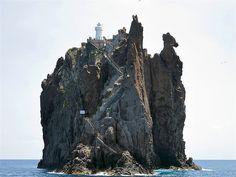 Strombolicchio Isole Eolie  Sicilia  #TuscanyAgriturismoGiratola