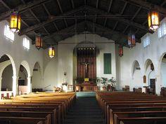 St Gabriel's Church Interior