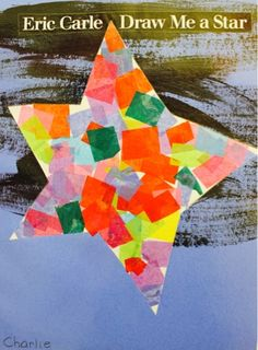 Trendy outer space art projects for kids eric carle ideas Eric Carle, Soul Sisters, Sisters Art, Kindergarten Art, Preschool Crafts, Toddler Art Projects, Stars Craft, Star Art, Art Activities