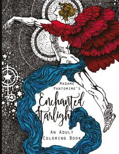 Enchanted Starlight An Adult Coloring Book Volume 1 By