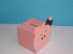 Cofre porquinho