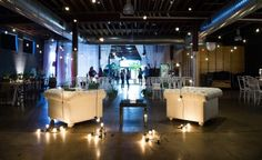 brisbane funky events 550x337 QLD Industrial Wedding Venues