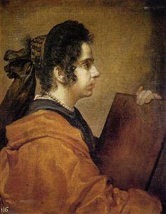 A Sibyl - Diego Velázquez