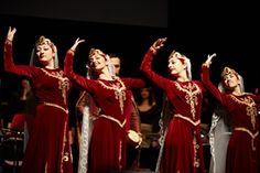 Armenian folk dance