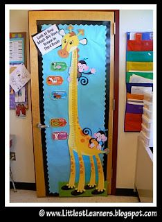 Littlest Learners / Clutter-Free Classroom Blog: In the Jungle, The Mighty Jungle