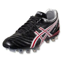 2e01f45c059b Asics Lethal Flash DS (Black Fire Red White) - Sports et équipements - Foot  - Asics