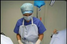 Surgical nurse treatment