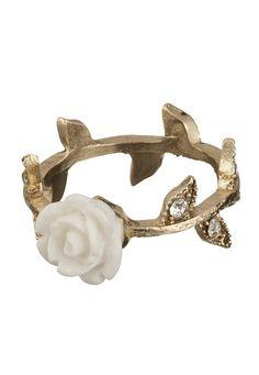 Rose Vine Ring