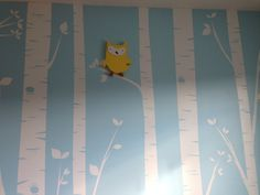 Super cute baby wall