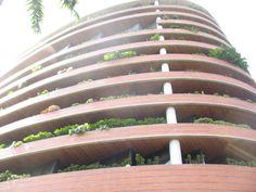 Complejo arquitectónico de uso mixto Centro Comercial San Ignacio,