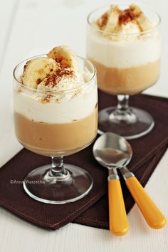 Winter Desserts, Panna Cotta, Pudding, Sweets, Candy, Breakfast, Healthy, Ethnic Recipes, Deserts