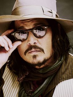 In my opinion, Johnny Depp is one of the most talented actors of our generation.