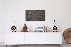 """Handmade Italian art work looks great on the wall  46x 70cm  about18"""" x about 27"""" available item  unique piece"""
