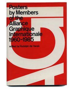 Rudolph de Harak — Posters by Members of the AGI 1960-1985