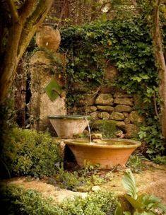 Cascade et fontaine de jardin , 69 déco pour les moments de relaxe - fontainde-de-jardin-jardiland
