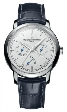 Buy Vacheron Constantin Traditionnelle Day-Date And Power Reserve Watches, authentic at discount prices. Complete selection of Luxury Brands. All current Vacheron Constantin styles available. Elegant Watches, Beautiful Watches, Fine Watches, Cool Watches, Latest Watches, Monochrome Watches, Vacheron Constantin, Vintage Watches For Men, Audemars Piguet