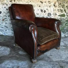 Antique French armchair, spotted on ebay. Will it be ours?