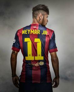 Neymar Jr 11  //  2014 - 2015
