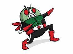 Kamen Rider Nigo #1 by Agustian Eko Saputro