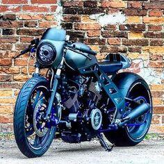 #mulpix Yamaha XV 1000 Virago Tr 1 Cafe Racer by @starholk #yamaha #xv1000 #yamahaxv1000 #cafe #caferacer #caferacer #caferacers #caferacerclub #caferacerculture #caferacersofinstagram #caferacerxxx #acecafe #scrambler #brat #bike #motorcycle #live2ride #braaaap #inspeedwetrust #keepracing #dontcrackunderpressure