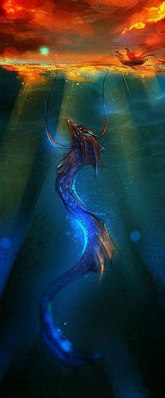 Sea Dragon??
