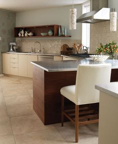 Soft Kitchen Design