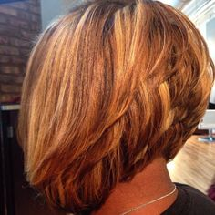 LUV this Bob Cut!