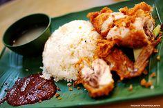 As-Shiffa Cafe - Nasi Ayam Goreng by Y-Shumin, via Flickr