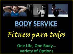 No importa tu edad, sexo o meta relacionada al cuidado físico... en Body Service hay opciones para tod@s.