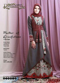 Batik Fashion, Abaya Fashion, Fashion Dresses, Muslim Wedding Dresses, Muslim Dress, Samoan Dress, Moslem Fashion, Afghan Dresses, Islamic Fashion