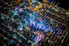 Night Over New York: Atemberaubende Luftaufnahmen bei Nacht   WIRED Germany