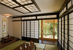 Artisan Crafted Shoji Screens and Doors - Cherrytreedesign.com